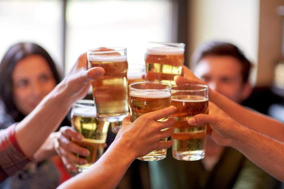 Say these phrases when drinking alcohol